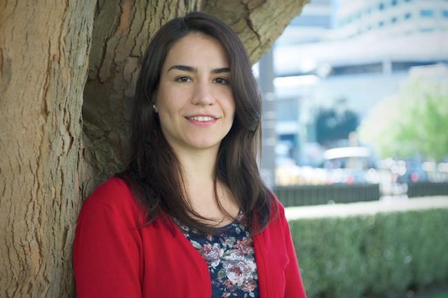 Photo of Lida Ayoubi