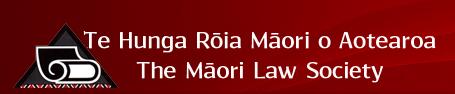 The Maori Law Society Logo