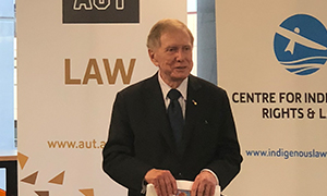 A photo of Hon Michael Kirby