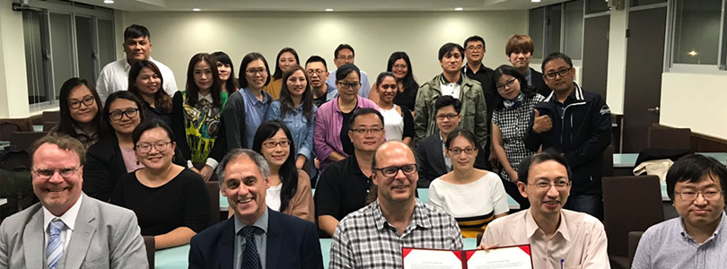 Asia Pacific Collaboration Visit